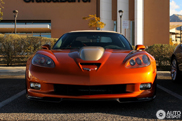Colourful and powerful: Callaway C17 Corvette Convertible SC606