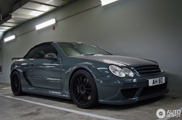 Limited Mercedes-Benz CLK DTM AMG spotted in Shenzhen
