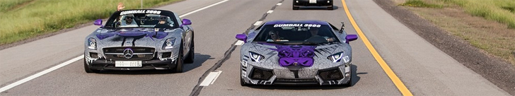 Team Galag, the road to Gumball 3000 2013!