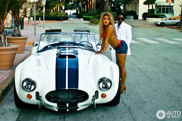 Spotted in Miami: Lil Zane with an AC Cobra