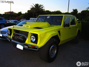 Ugly duck: Lamborghini LM002