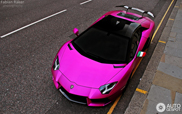 Lamborghini Aventador LP760-2 Oakley Design beautifully captured