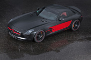 MCCHIP makes the SLS AMG a 700 bhp strong monster