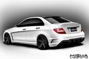 Mercedes-Benz Misha C AMG Widebodykit appears on the internet