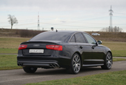 More power by pushing one button: MTM Audi S6