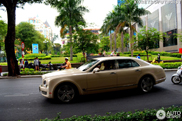 First spot for Ho Chi Minh City: a Bentley Mulsanne!