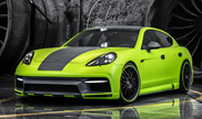 'Yes he can': Porsche Panamera by Regula Exclusive