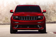 Jeep Grand Cherokee SRT-8 is already facelifted