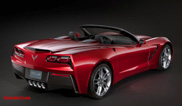 Corvette Convertible will be shown in Geneva