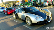 Spotted: Bugatti Veyron 16.4 with a Mansory exhaust
