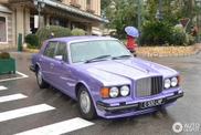 Spotted: purple Bentley Turbo R