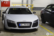 Scoop: Audi R8 V10 Plus