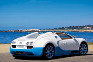 Produced until the end of 2014: Bugatti Veyron 16.4 Grand Sport