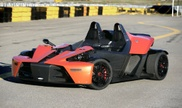 More luxury in the KTM X-BOW with the GT version