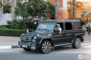 Spotted: first A.R.T. G 65 AMG Streetline is a fact!