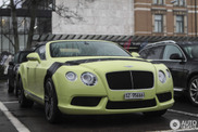 Dieser Bentley Continental GTC V8 ist einmalig