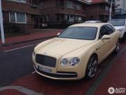 Bentley Flying Spur sieht aus wie ein teures Taxi