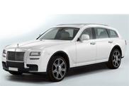 ArmorTech bringt ein Rolls-Royce SUV