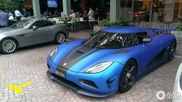 Koenigsegg Agera S is one of the most special cars you will see today