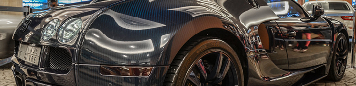 Mansory Empire Edition is voor de echte Bugatti-elite