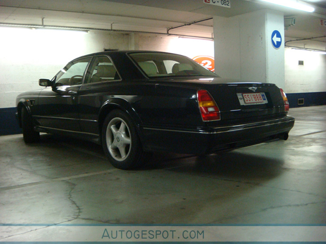 2003 Bentley Continental R. Bentley Continental R Mulliner