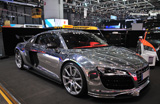 Genve 2011: MTM R8 V10 Turbo
