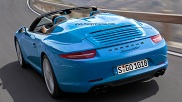 Rendering: Porsche 991 Speedster