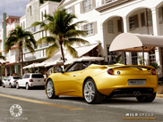 Rendering: Lotus Evora Roadster