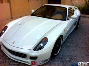 Tuning topspot: Ferrari 599 GTB Fiorano Novitec Rosso in Dubai