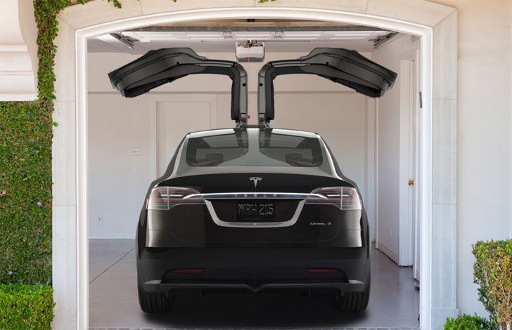 Tesla Motors onthult de Model X!