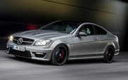 Mercedes-Benz shows us the C 63 AMG Edition 507