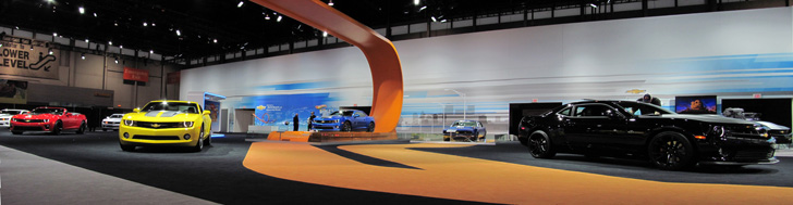 Chicago Auto Show 2013: een compleet overzicht van de beurs