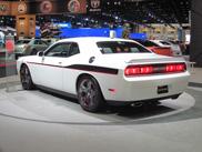 Chicago Motor Show 2013: Dodge Challenger R/T Redline