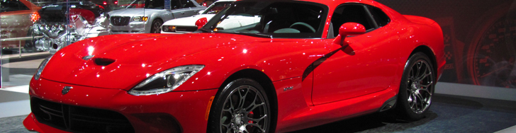 Chicago Motor Show 2013: SRT Viper