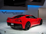 Chicago Motor Show 2013: Corvette Stingray