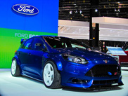 Chicago Motor Show 2013: Ford Focus ST TrackSTer by fifteen52 