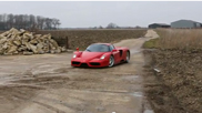 Rather crazy: rallying with an Ferrari Enzo