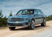 Bentley's ultra luxurious SUV is a go!