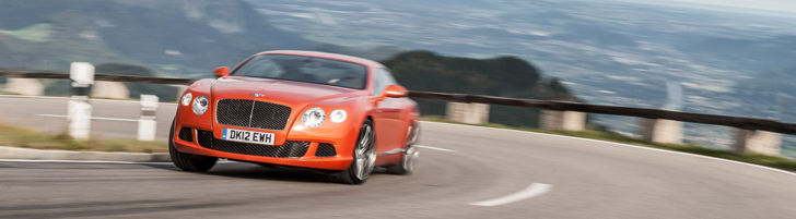 Fotogallerie: Bentley Continental GT Speed