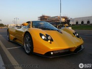 Spotted: beautiful Pagani Zonda C12-F