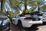 Spotted: beautiful Dodge Viper SRT-10 Roadster APR Performance
