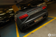 New Lamborghini Gallardo LP560-4 spotted in Vienna