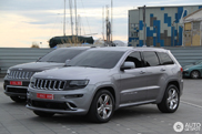 Minimal differences: Jeep Grand Cherokee SRT-8 2013