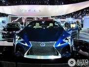 Chicago Motor Show 2013: Lexus LF-LC Concept