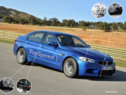Will the new BMW M3 F80 'only' have 420 bhp?