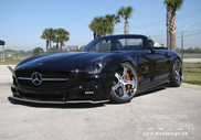 Now also available for the SLS AMG Roadster: MEC Design-bodykit