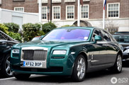 Spotted in London: beautiful Rolls-Royce Ghost
