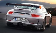 We have the specifications of the Porsche 991 GT3!