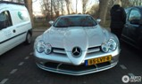 Spot van de dag: Mercedes-Benz SLR McLaren