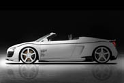 Tommy Kaira makes the White Wolf Edition out of an Audi R8